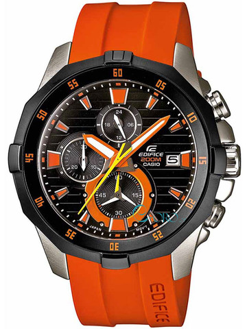 Casio Edifice EFM-502-1A4VUEF - (Samsung, Uhr, Trend)