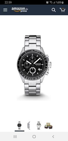 Welche Uhr holen?