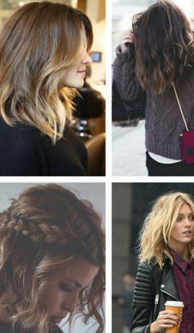 Long-Bob - (Haare, Frisur)