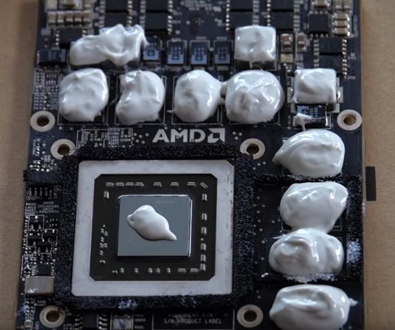 Welche Wärmeleitpaste für GPU / Grafikkarte Imac 27 2009?