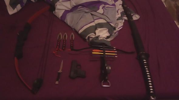 Meine Sammlung - (Waffen, Meinung)
