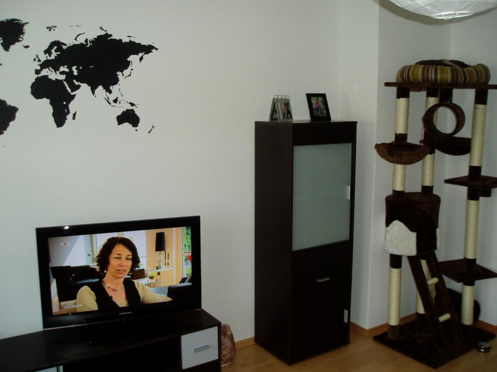 Welche Wandfarbe bei dunklen Möbeln? (Farbe, wohnen, Möbel)