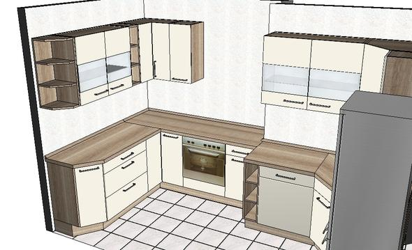 Sicht Eins   (Tipps, Küche, Wandfarbe)