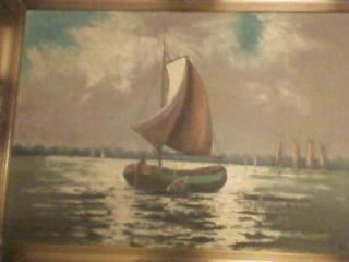 Das Gemälde  - (Maler, Gemälde)