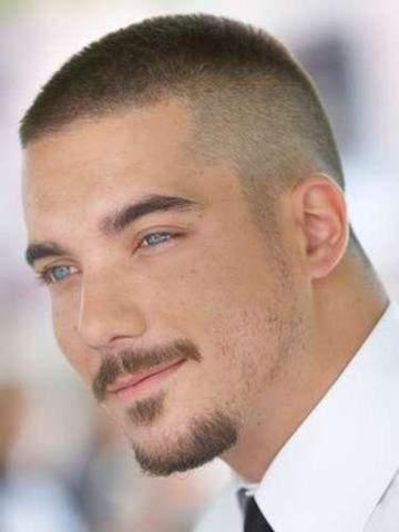 Männer boxerschnitt Frisuren Männer