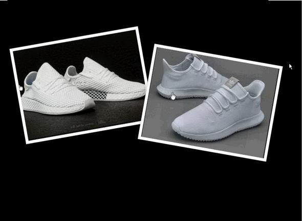 Mode Adidas | Tubular Nova Pk | Grau Sneaker Herren | Auf