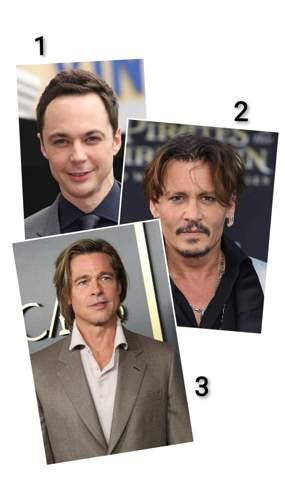 Welchen dieser Schauspieler findest du am attraktivsten und warum?