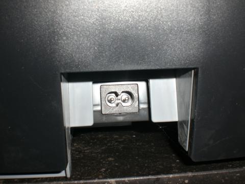 welchen drucker netzstecker brauche ich kabel canon. Black Bedroom Furniture Sets. Home Design Ideas