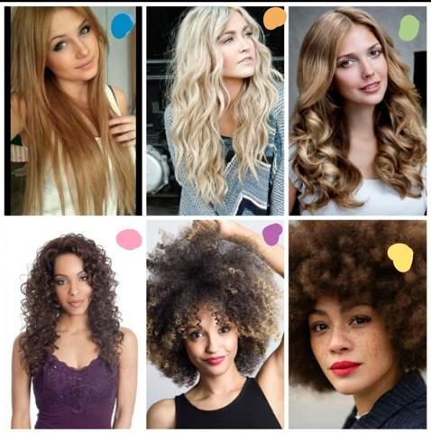 Welchen Haare findet ihr am Attraktivsten bei Frauen?