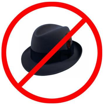 Kein Hut - (Mode, Kleidung, Aussehen)