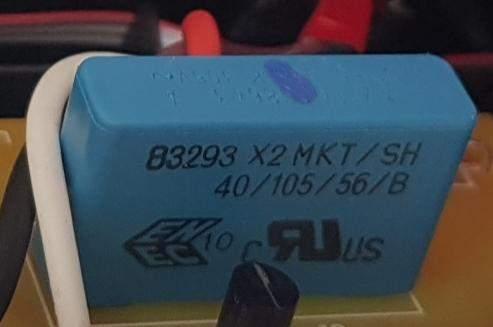 Welchen Kondensator brauche ich?
