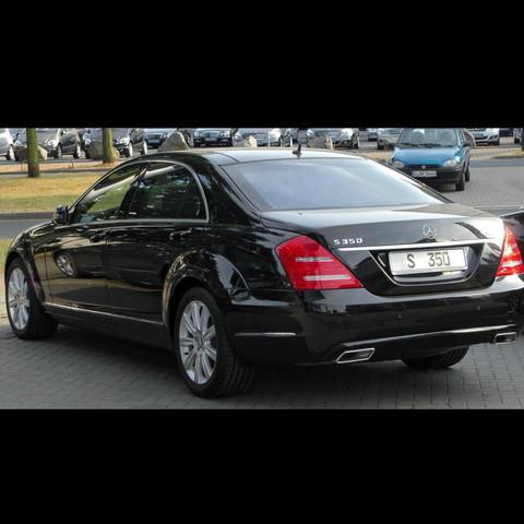 Bild 1  - (Auto, Mercedes-Benz)