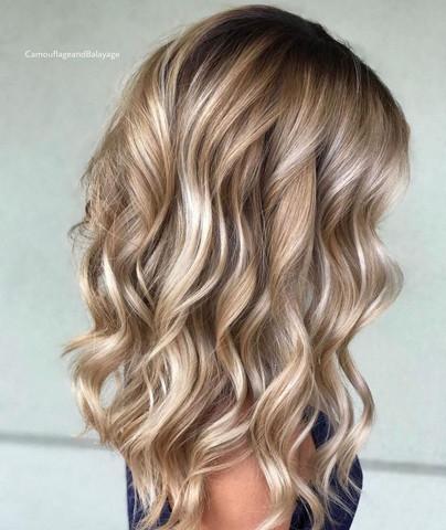 Aschblond färben haare graue Aschblond