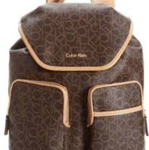 Calvin klein  - (Mode, Style, Rucksack)