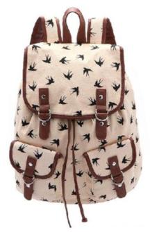 Rucksack 2 - (Mädchen, Mode, Tasche)