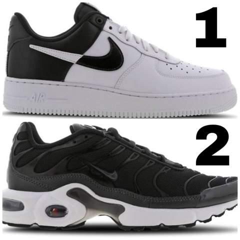 Welchen Schuh findet ihr schöner (Nike)?