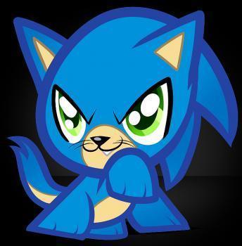 Sonic - (zeichnen, sonic)