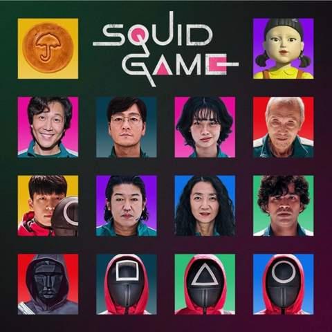 welchen Squid game charakter mögt ihr?