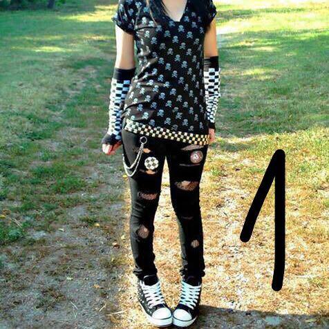 Bild 1 - (Körper, Frauen, Mode)