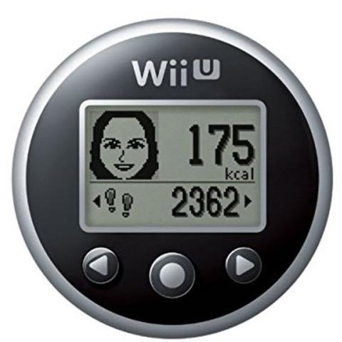 Schwarz - (Fitness, Nintendo, Wii U)