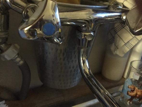 Der Wasserhahn in der Küche - (Adapter, Wasserhahn zu Duschschlauch)