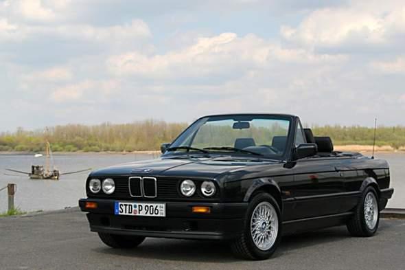 Welcher BMW ist auf dem Bild zu sehen?