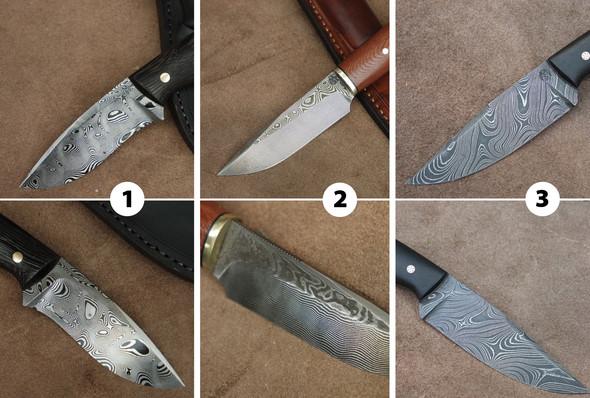 Welche Stahlsorte? - (Tasche, Messer, Taschenmesser)