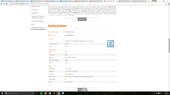Acer Aspire E15 E5-575G-50QS (3) - (Acer, Medion)
