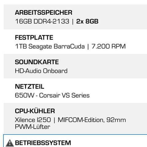 1 Pc ( zusammengestellt) - (Computer, Technik, cpu)