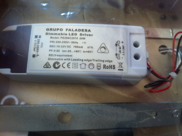 Trafo - (Elektrik, Licht, LED)