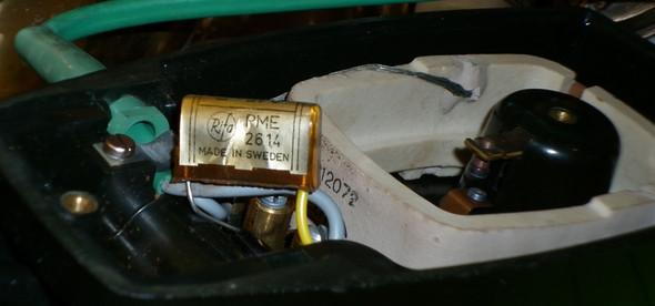Ansicht hinten - (Elektronik, Reparatur, Elektrik)