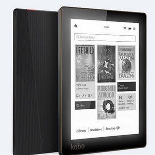 Kobo Aura - (lesen, E-Reader)