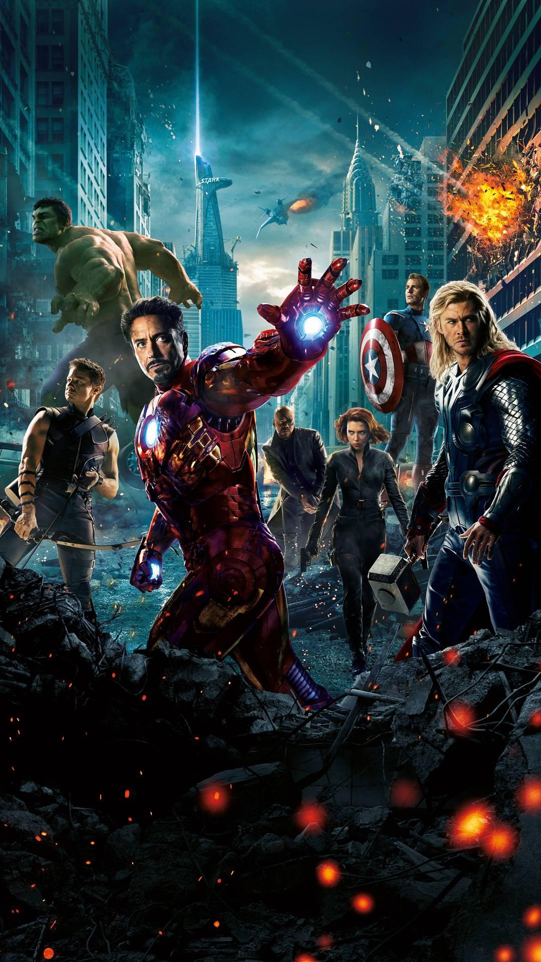Aktuelle Marvel Filme