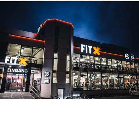 Fitx  - (Fitnessstudio, McFit, fitX)
