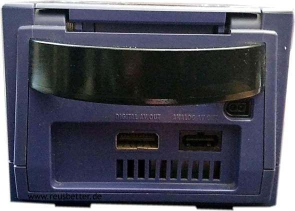Welcher Gamecube Ausgang für bestes Bild auf HD Fernseher?