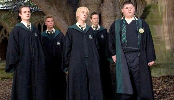 Welcher Harry Potter Charakter Ist Das Slytherin Film