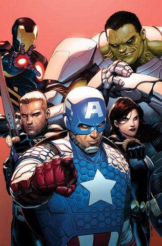 Bild aus Marvel NOW! Avenges DIE WELT DER RÄCHER - (Comic, Marvel, hulk)