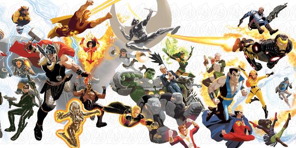 Anderes Bild mit Hulk und Suit - (Comic, Marvel, hulk)