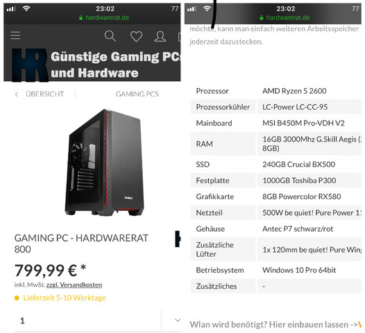 - (PC, Gaming)