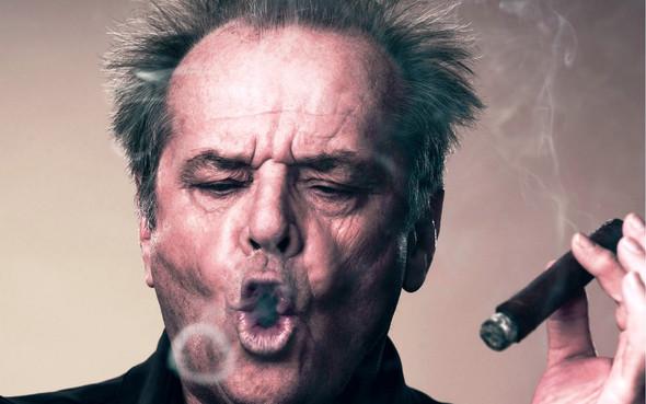 Jack Nicholson (2) - (Film, Schauspieler, SANY3000)