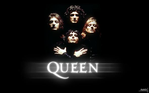 Queen Logo - (Musik, Band, Rock)
