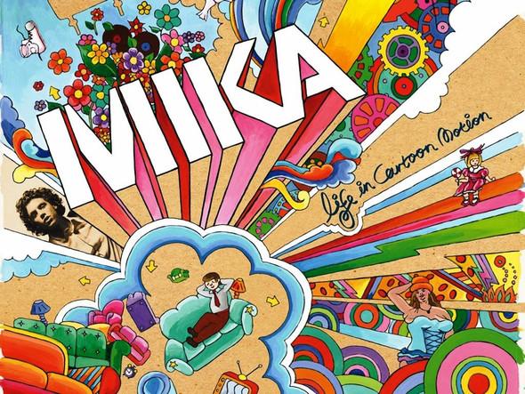 Mika (Logo) - (Musik, Song, Umfrage)