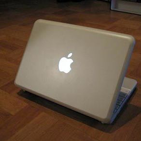 Welcher Macbook War Der Letzte Mit Leuchtendem Apple Logo Computer