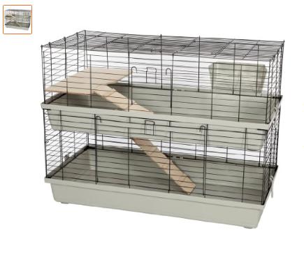 welcher meerschweinchen k fig ist besser ich habe vor mir 2 meerschweinchen zu zulegen und. Black Bedroom Furniture Sets. Home Design Ideas