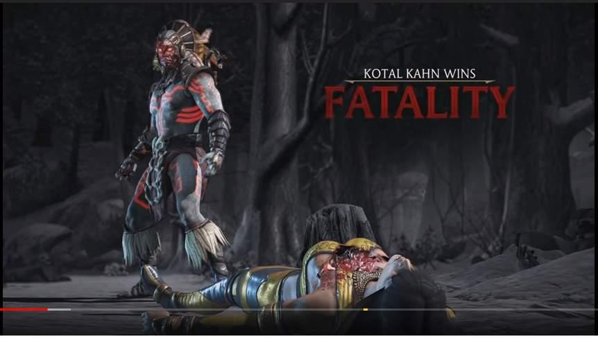 Welcher Mortal-Kombat-Charakter hat die größten Brüste