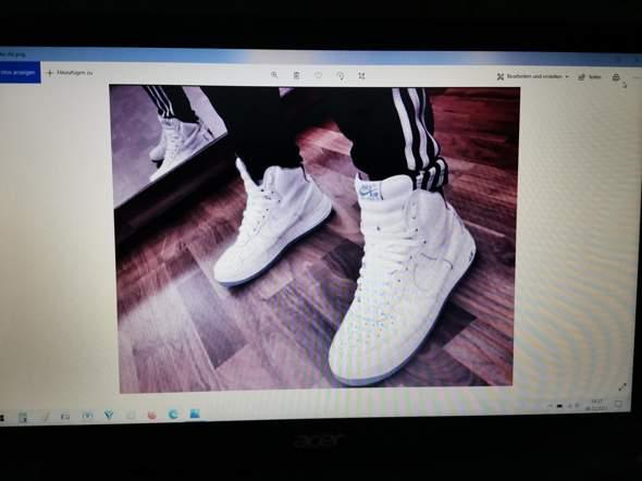 Welcher Nike Schuh ist das?