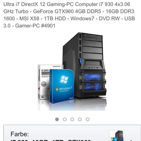 #1.      - (PC, black)