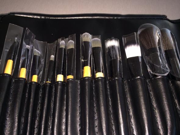 Pinselset - (Make-Up, pinsel-set)