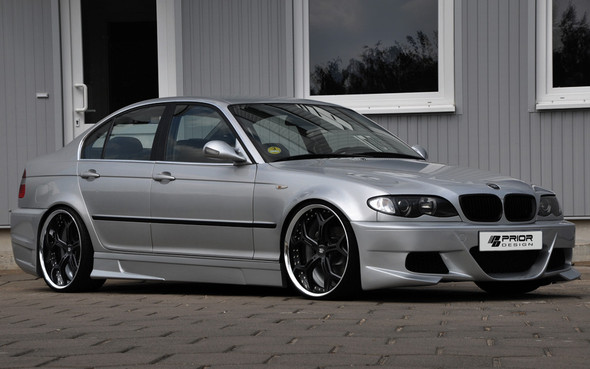 BMW 325i e46 - (Auto, Design, Tuning)