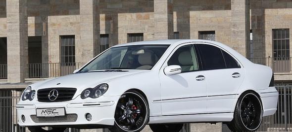 Mercedes-Benz C220 W203 - (Auto, Design, Tuning)